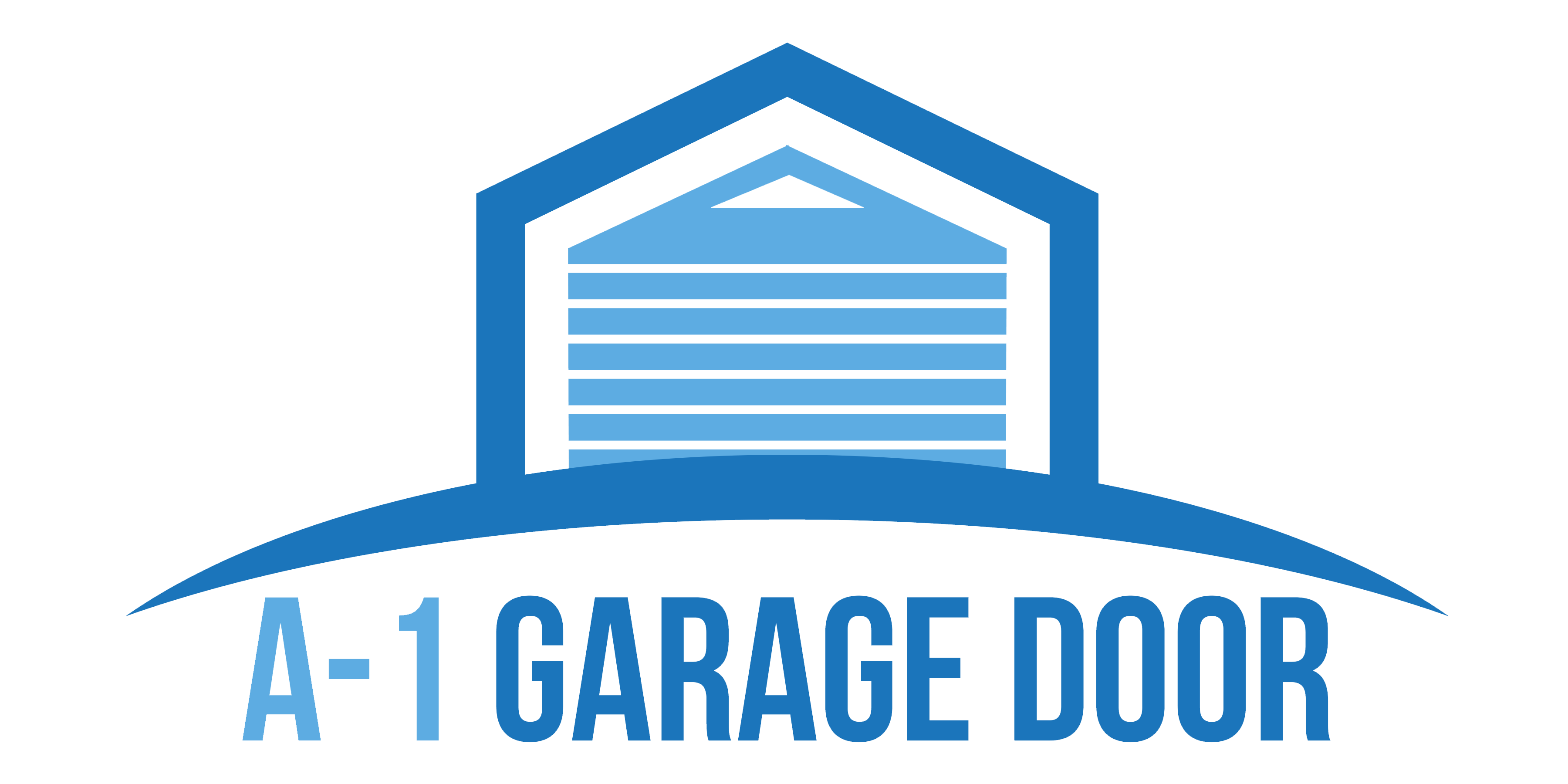 A1 Garage door garage door installation repaired  serviced