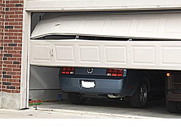 Garage Door Is Off Track
